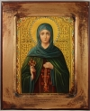 Greek Orthodox Icon of St. Philothei of Athens (available in 4 sizes starting at $20.00)