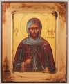 Greek Orthodox Icon of St. Athanasios of Persia (available in 4 sizes starting at $20.00)