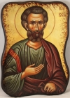 Greek Orthodox Icon of the Holy and Righteous Joseph the Bethrothed