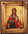 St. Kyriaki (avaiable in 4 sizes starting at $20.00)