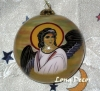 Christmas Angel Christmas Ornament