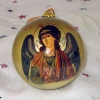 Archangel Gabriel Christmas Ornament