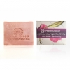 Premium Cast Handmade Extra Virgin Olive Oil Soap - Wild Rose