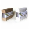 Handmade Cold Press Extra Virgin Olive Oil Soap - Pure/Natural (Wrapped in Paper)