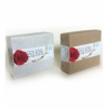 Handmade Cold Press Extra Virgin Olive Oil Soap - Wild Rose (Wrapped in Paper)