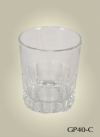 Glass Pot for Oil Candle - Clear
