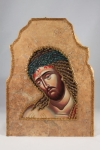 Christ (Nymphios) Marble Icon (available in 3 sizes starting at $40.00)