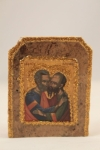 Saints Peter and Paul Marble Icon (available in 3 sizes starting at $40.00)