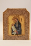 St. Stylianos Marble Icon (available in 3 sizes starting at $40.00)