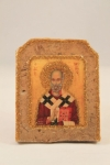 St. Nicholas Marble Icon (available in 3 sizes starting at $40.00)