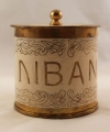Brass Incense Box (available in four colors)