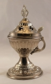 Silver Plated Censor (Incense Burner)