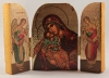 Travel Triptych of Panagia