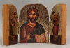 Travel Triptych of Christ