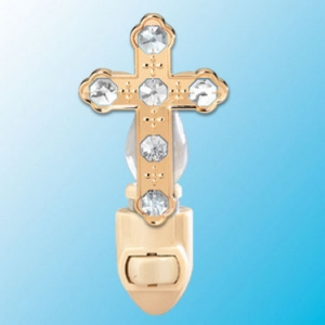 Large Cross Night Light