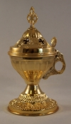 Gold Plated Censer (Incense Burner)
